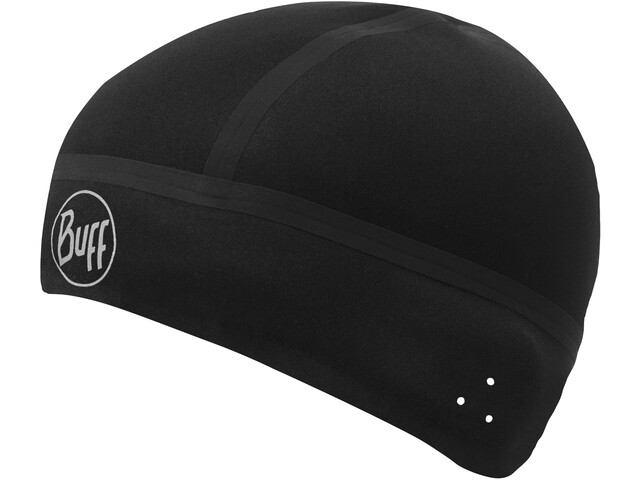 Buff Windproof Hat solid black